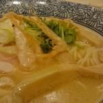池袋にある「麺屋つくつく」で海老の香りが素敵なラーメンを食べてきた!