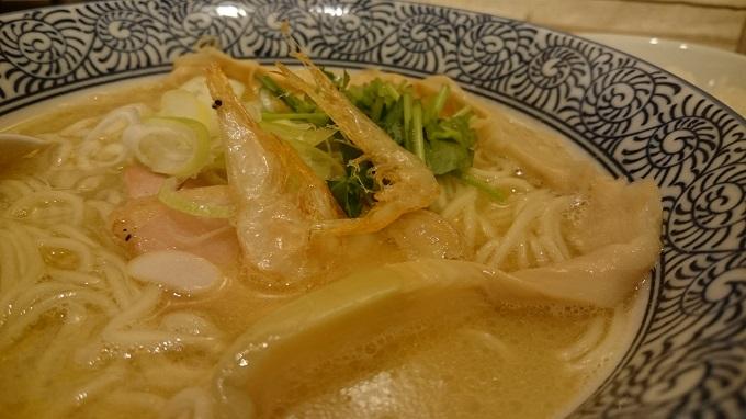 麺屋つくつく_白海老らーめん02