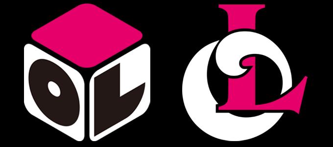 ロゴ黒背景