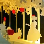 360度楽しめる本!「360°BOOK 白雪姫」は写真を撮るのが楽しすぎた!