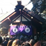 新年は東京大神宮の初詣からスタート!混雑状況とレポート