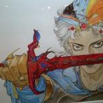 東京で開催!天野喜孝展でFFシリーズの原画 イラストを堪能してきました!