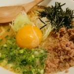 大門・浜松町にある鶏ポタラーメンTHANKは全メニューが絶品!居心地のいい店内はデートにもオススメ!