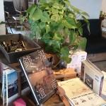 【上野・ブックカフェ】植物と本のインテリアが素敵な「ROUTE BOOKS」に行ってきました!