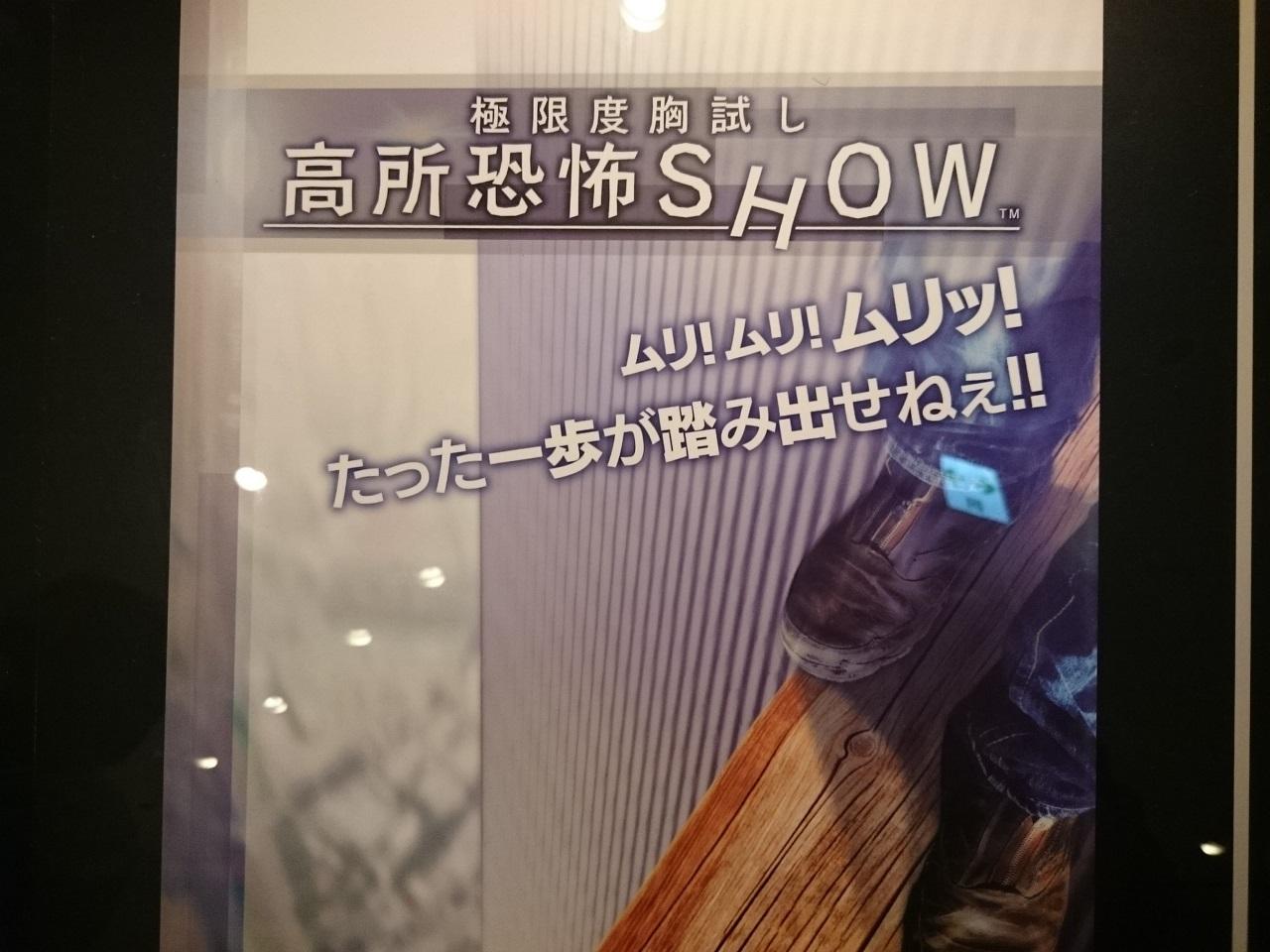 VRZONE_高所恐怖SHOW_0