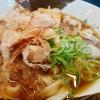 名駅のホームで食べられる「住よし」のきしめんは、早い安い美味い!