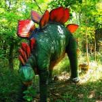 【感想】自然の中で動く恐竜ロボット!ディノアドベンチャー名古屋に行ってきた!