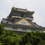 山の上の岐阜城!頂上からの景色が絶景だった!