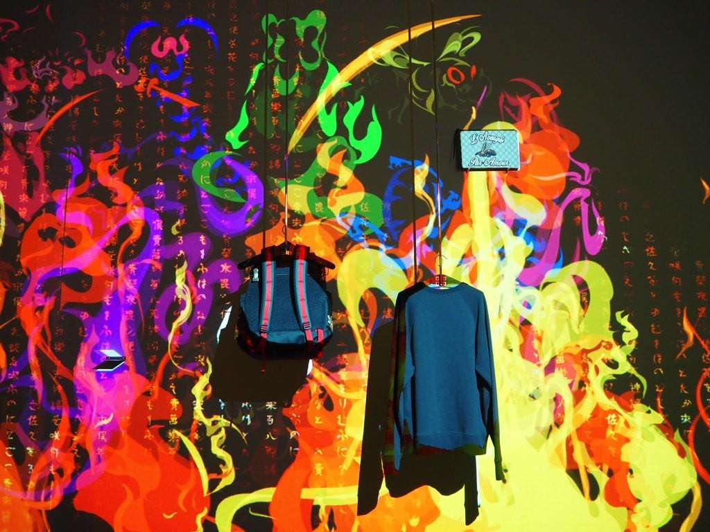 「GUCCI 4 ROOMS」でグッチの美学を体験! 塩田千春さんの作品もあるよ!