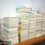本の収納スペースがない!不自由なので処分する!
