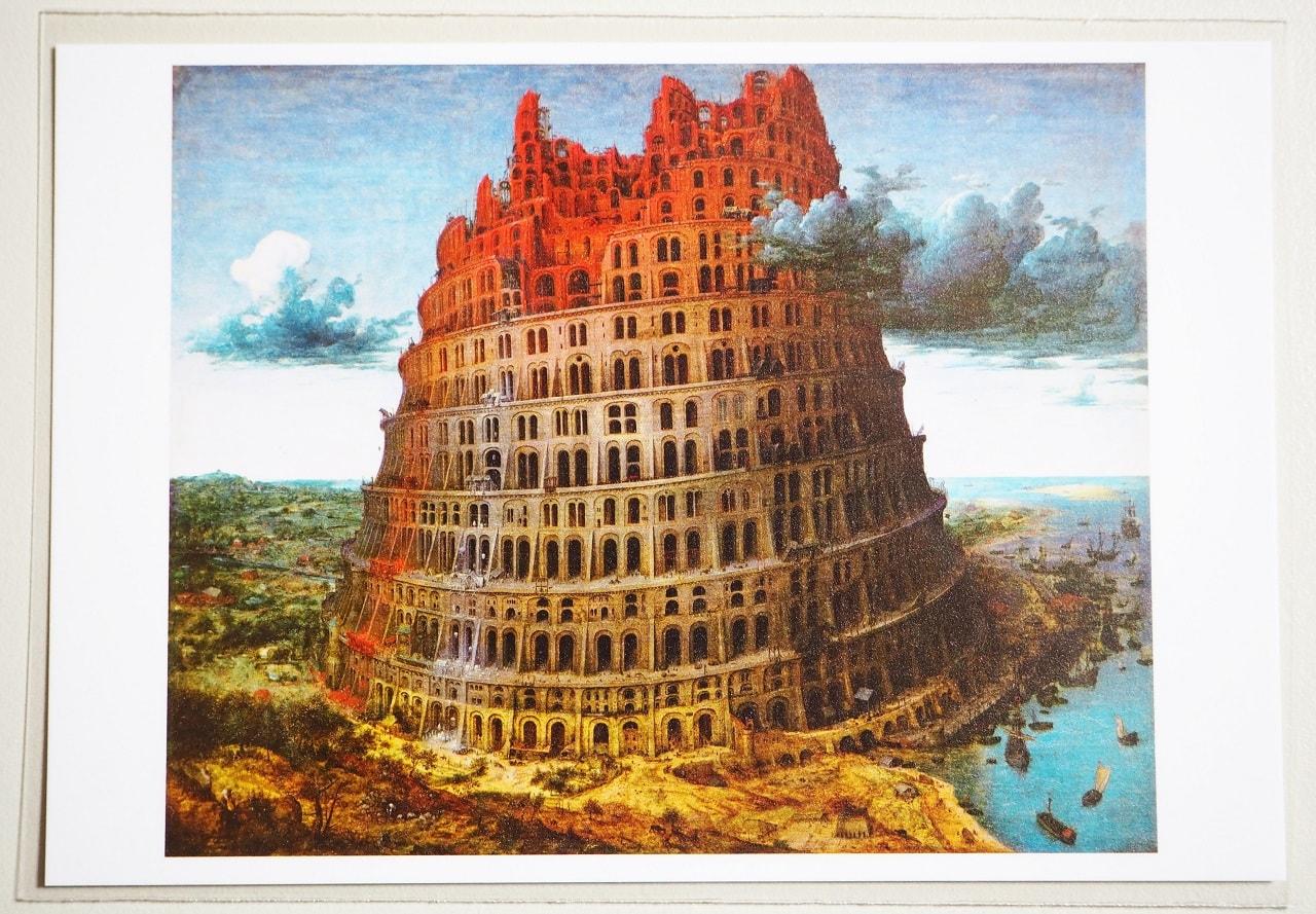 東京の次は大阪でバベルの塔展が始まる! 7月18日から開催