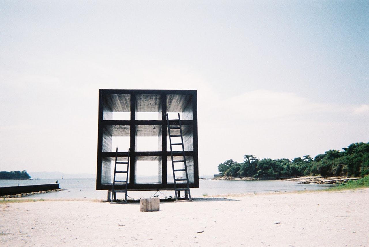 アートの島「佐久島」を観光! 写ルンですを携えて