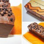 ねんりんや家のチョコバームクーヘン「デ・ラ・ショコラ」を食べてみた!